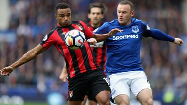Everton v Bournemouth