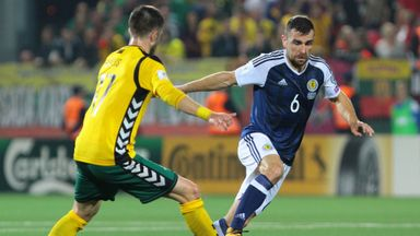 Lithuania v Scotland