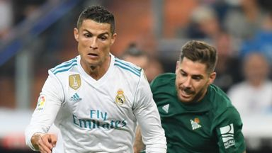 Real Madrid v Real Betis