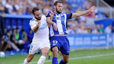 Alaves v Real Madrid