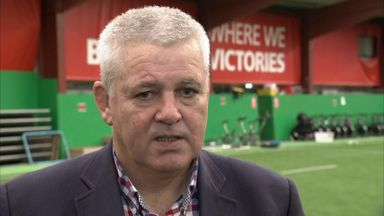 Gatland: New policy more black and white
