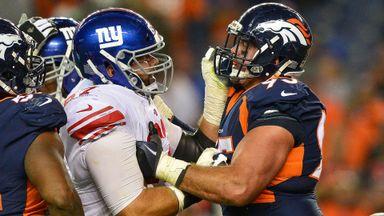 Giants 23-10 Broncos