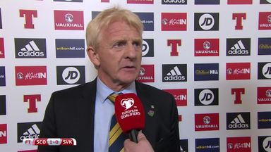 Strachan: I knew we'd score