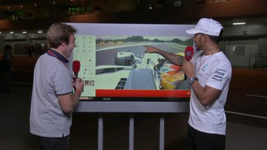 Hamilton on the Skypad