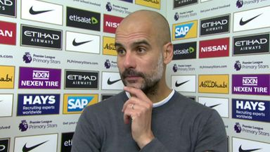 Guardiola: It was a penalty