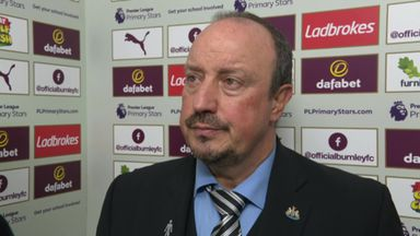 Benitez: We paid for our mistake
