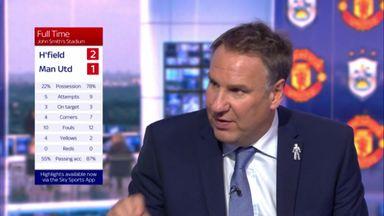 Merson: Huddersfield deserved Utd win