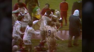 Stevo wins 1972 World Cup for GB
