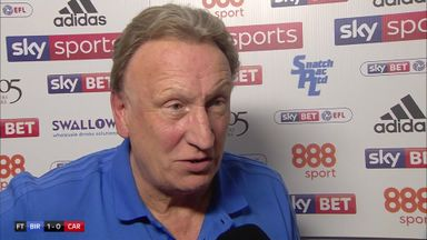 Warnock: It was a certain penalty
