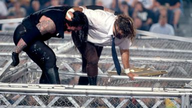 Hell in a Cell: Mankind v Undertaker