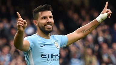 Pep: Aguero a 'maybe' for Saturday