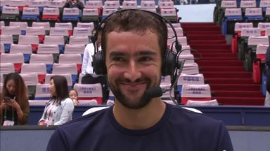 Cilic into Shanghai semi-final