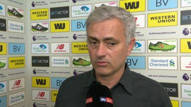 Mourinho: No power or energy