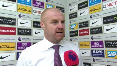 Dyche disappointed by decision