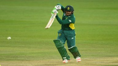 SA v Ban: 1st ODI highlights