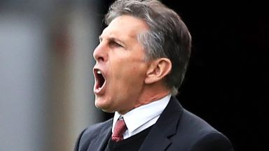 Puel targeting top half