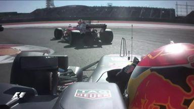 Di Resta analyses Max's overtake