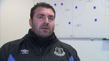 Unsworth: Everton breed strong players
