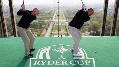 Eiffel Tower Golf!