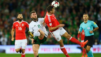 Wales 0-1 Republic of Ireland