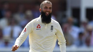 Moeen: Sport unites people