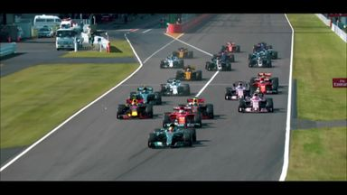 Japanese GP: Race in Brief