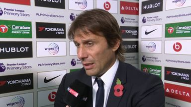 Conte: My players showed desire