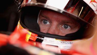Vettel opens up on 2017