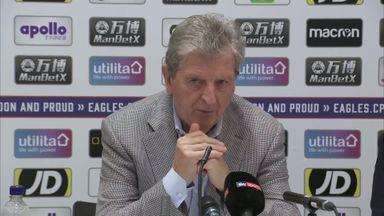 Hodgson understands frustration
