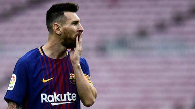 Barcelona 3-0 Las Palmas
