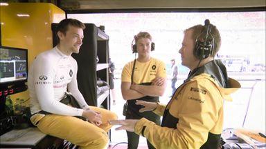 Palmer on F1 future