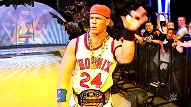 6 surprising John Cena moves