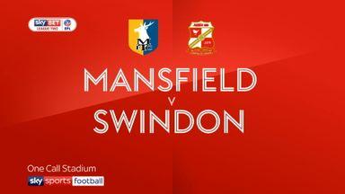 Mansfield 1-3 Swindon