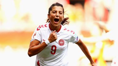 Man City sign Nadia Nadim