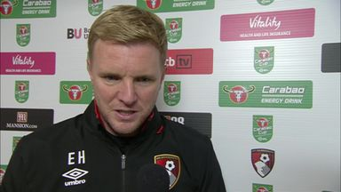 Howe: We deserved to progress