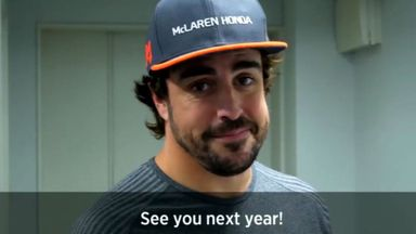 McLaren announce Alonso stay