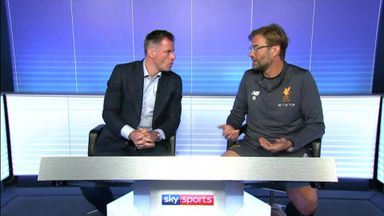 Match Zone: Klopp and Carragher