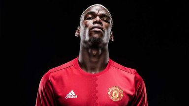 Pogba pledges support to Uefa campaign