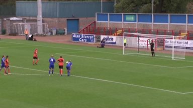 Scottish Women's Cup goals