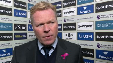 Koeman: It's not too late