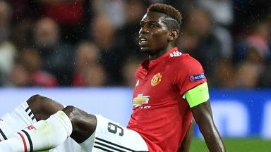 Jose: I have no control over Pogba