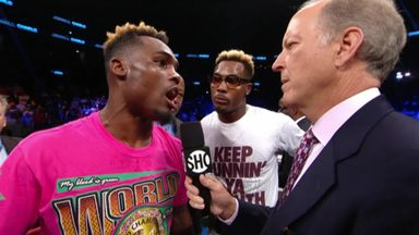 Charlo wants Hurd fight next