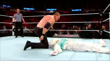 People you won't believe Kane Tombstoned
