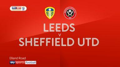 Leeds 1-2 Sheff Utd