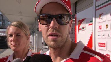 Vettel: It hurts