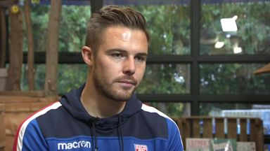 Butland: Man City were 'incredible'