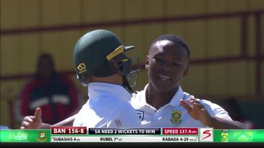 SA v Bangladesh: T2, D3 Highlights