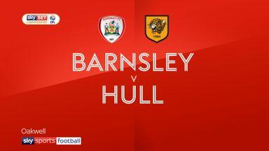 Barnsley 0-1 Hull