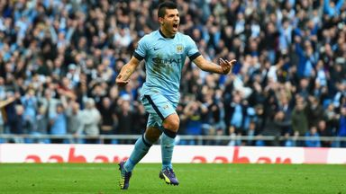 Aguero's top 5 PL goals