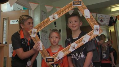 School gets Grand Final fever